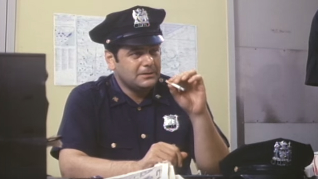 "Paul Sorvino dans ""Cry Uncle !"" (1971)"