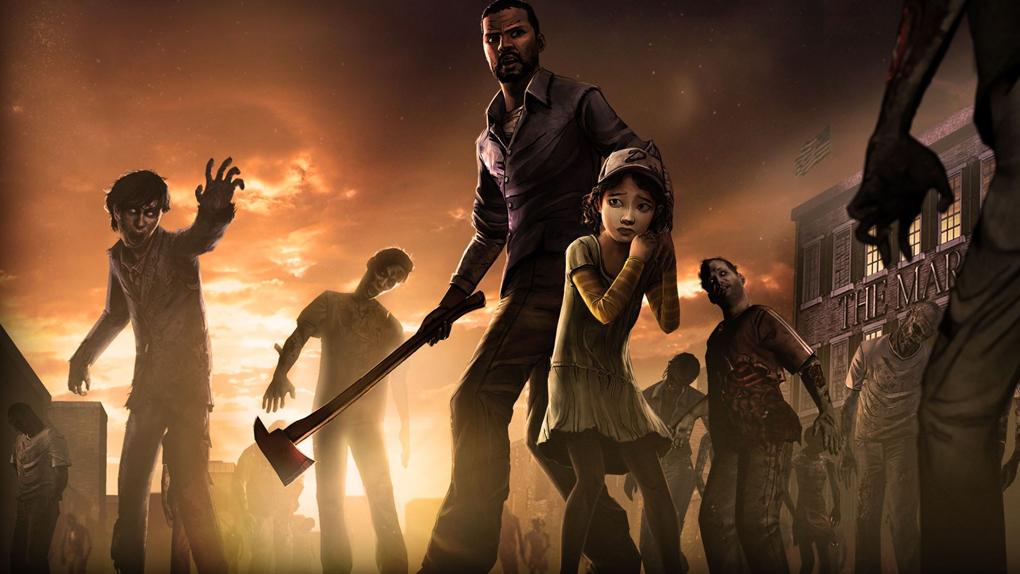 The Walking Dead saison 1 (2012)