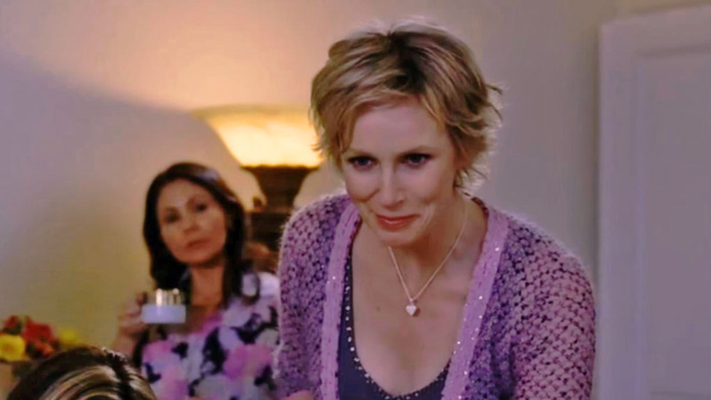 Jane Lynch dans la saison 2