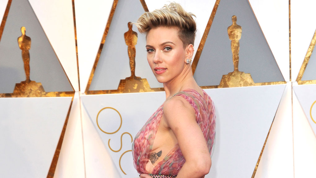 N°1 - Scarlett Johansson (40,5 millions de dollars)