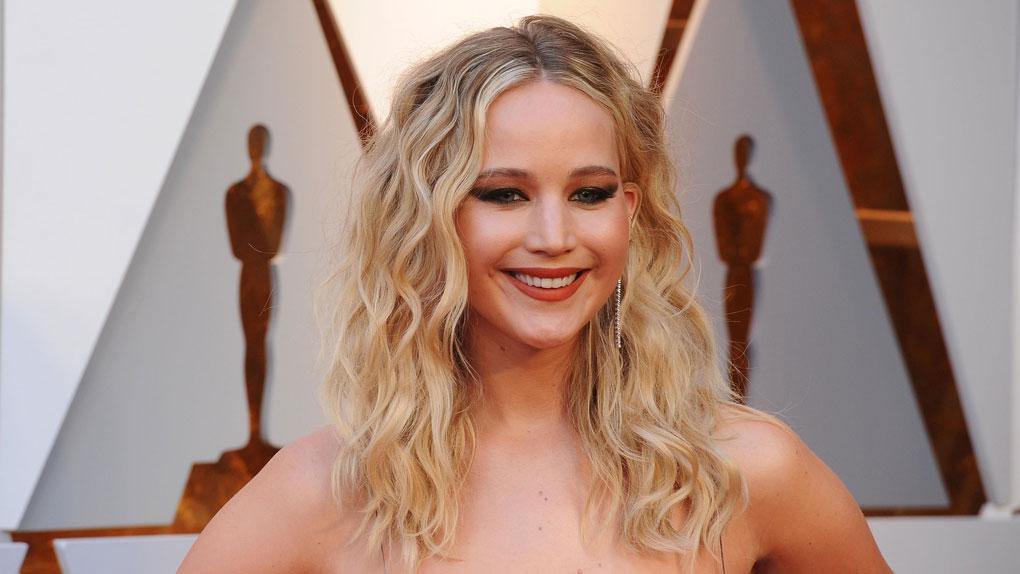 N°4 - Jennifer Lawrence (18 millions de dollars)
