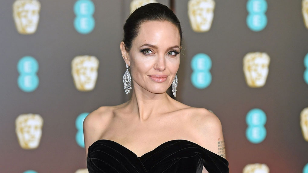 N°2 - Angelina Jolie (28 millions de dollars)
