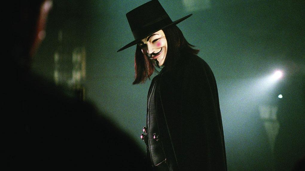 Comment s'appelle Hugo Weaving dans V pour Vendetta ?