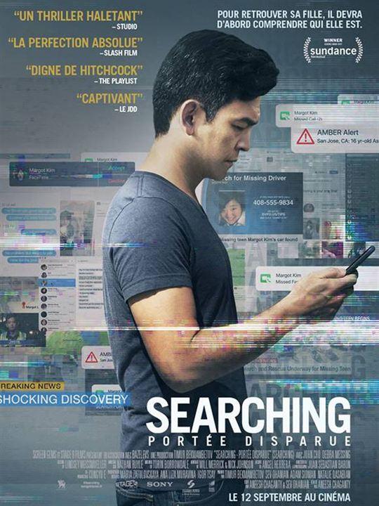 N°5 - Searching - Portée disparue : 4,5 millions $ de recettes