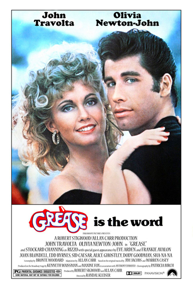 #4 - Grease (1978)
