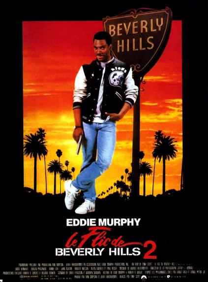 #10 - Le Flic de Beverly Hills 2 (1987)