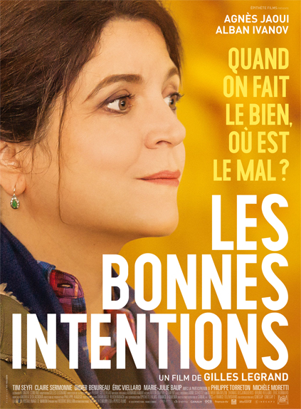 Les Bonnes intentions avec Agnès Jaoui, Nuno Roque...