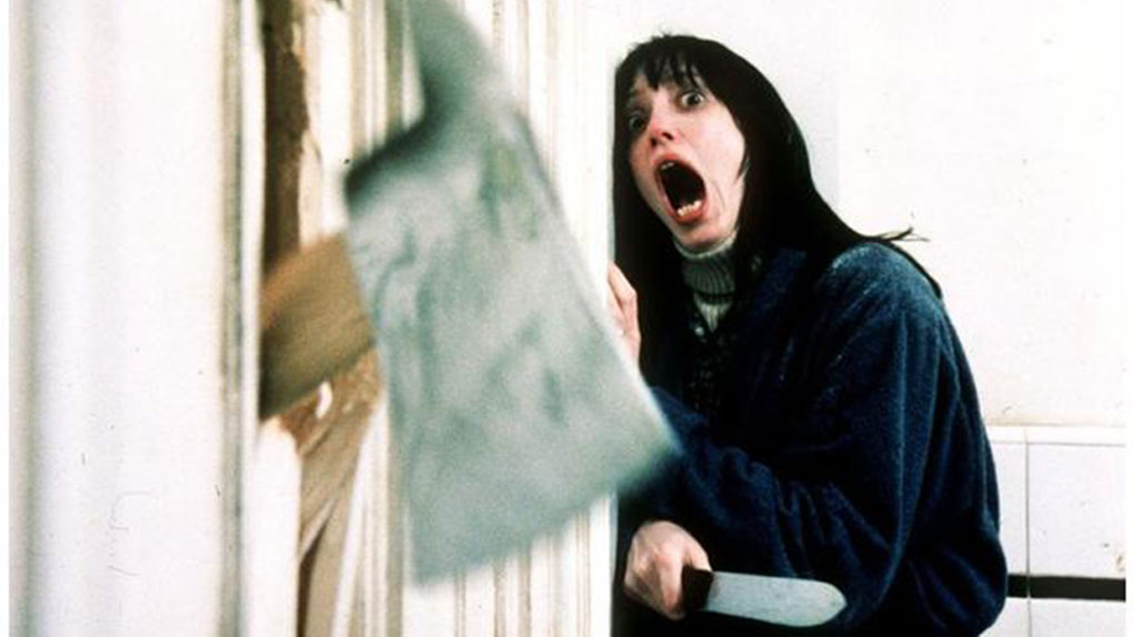 "Shelley Duvall dans ""Shining"""