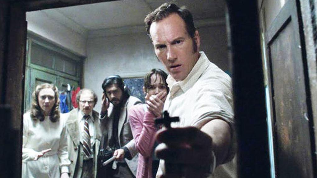 """Patrick Wilson dans """"Conjuring 2 : Le cas Enfield"""""""