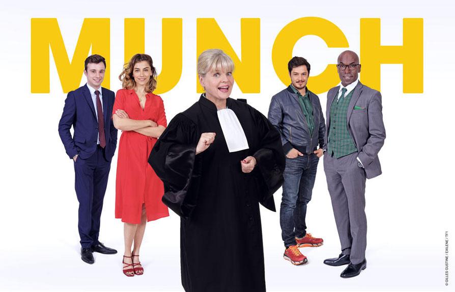 Munch et son entourage sont parés pour une saison 2 inédite.