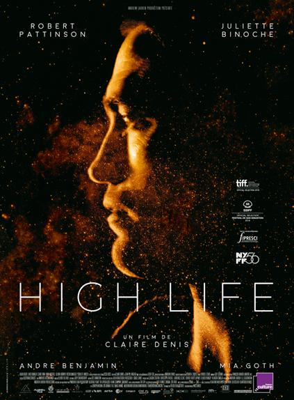 High Life avec Robert Pattinson, Juliette Binoche...