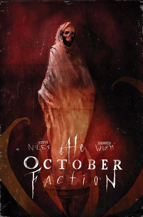 October Faction - Commandée par Netflix