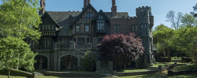 La maison des Craine - The Haunting of Hill House