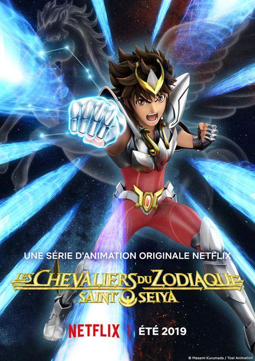 Les Chevaliers du Zodiaque : Saint Seiya - Sur Netflix en été 2019
