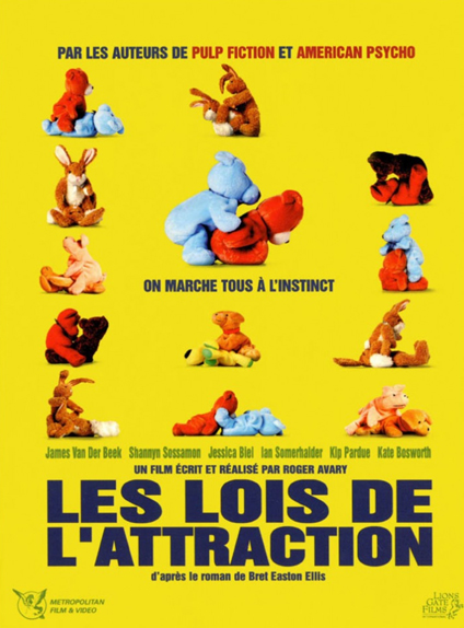 Les Lois de l'attraction (2003)
