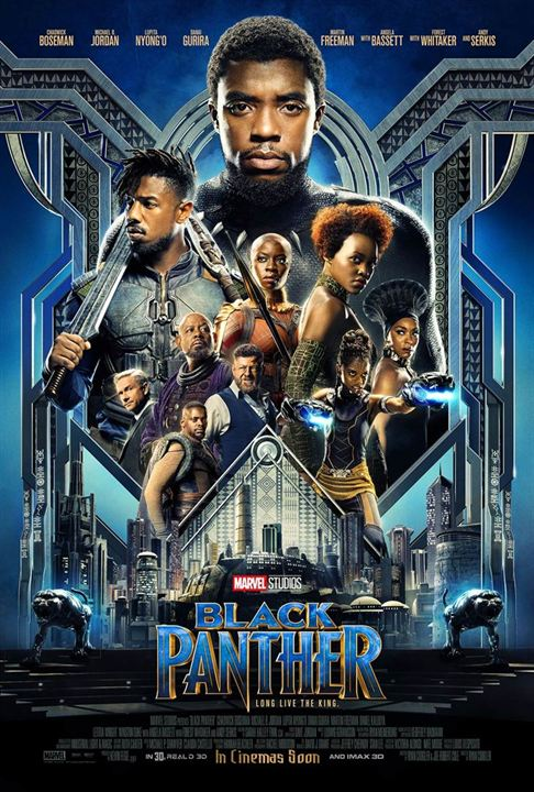 BLACK PANTHER - 3 nominations