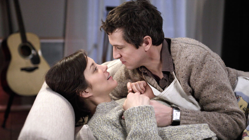 Guillaume Canet aime Marion Cotillard