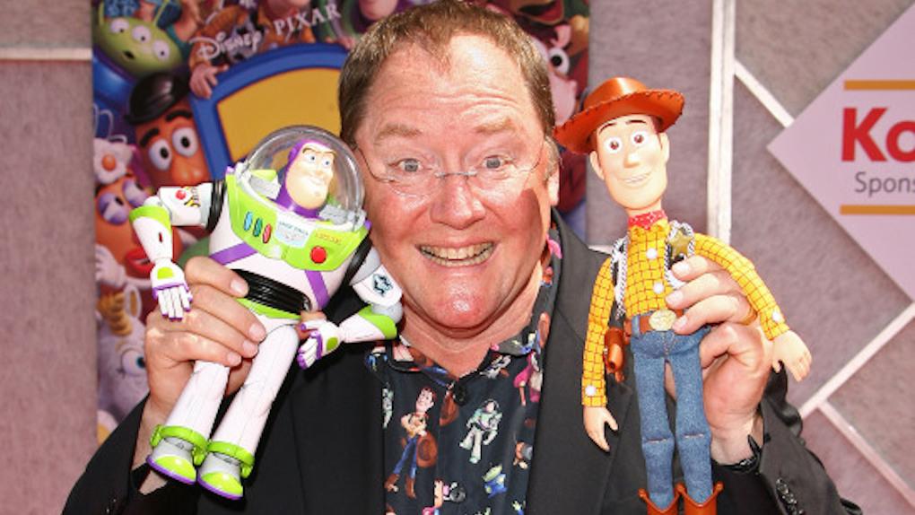 L'icône déchue de l'année : John Lasseter