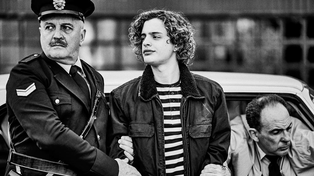 Lorenzo Ferro, 20 ans, incarne Carlos Robledo Puch dans L'Ange