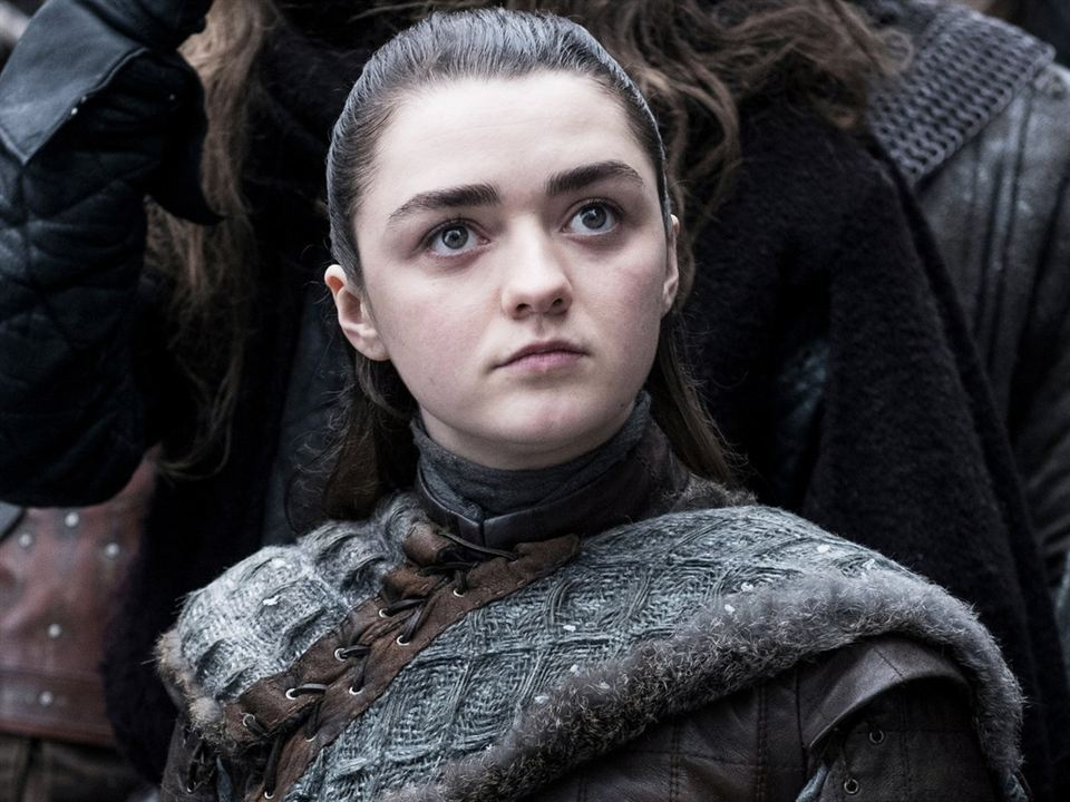 Arya Starke - Saison 8