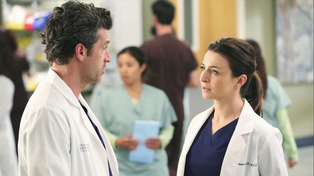 Derek & Amelia Shepherd