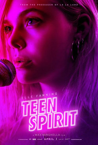 Teen Spirit avec Elle Fanning, Elizabeth Berrington...