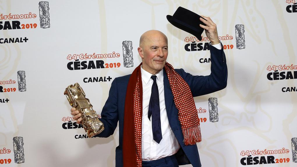 Jacques Audiard, César du meilleur réalisateur pour Les Frères Sisters
