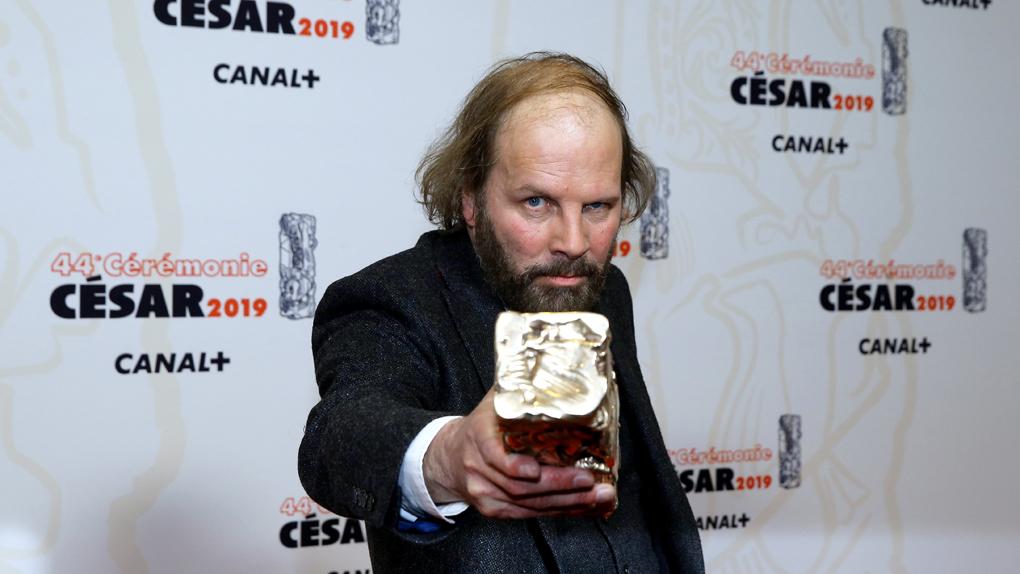 Philippe Katerine, César du meilleur second rôle pour Le Grand Bain