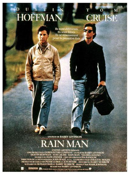Rain Man - 6 475 615 entrées (1989)
