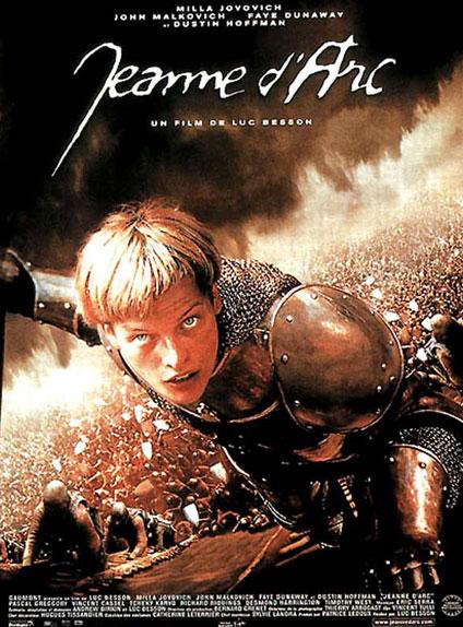 Jeanne d'Arc - 2 991 860 entrées (1999)