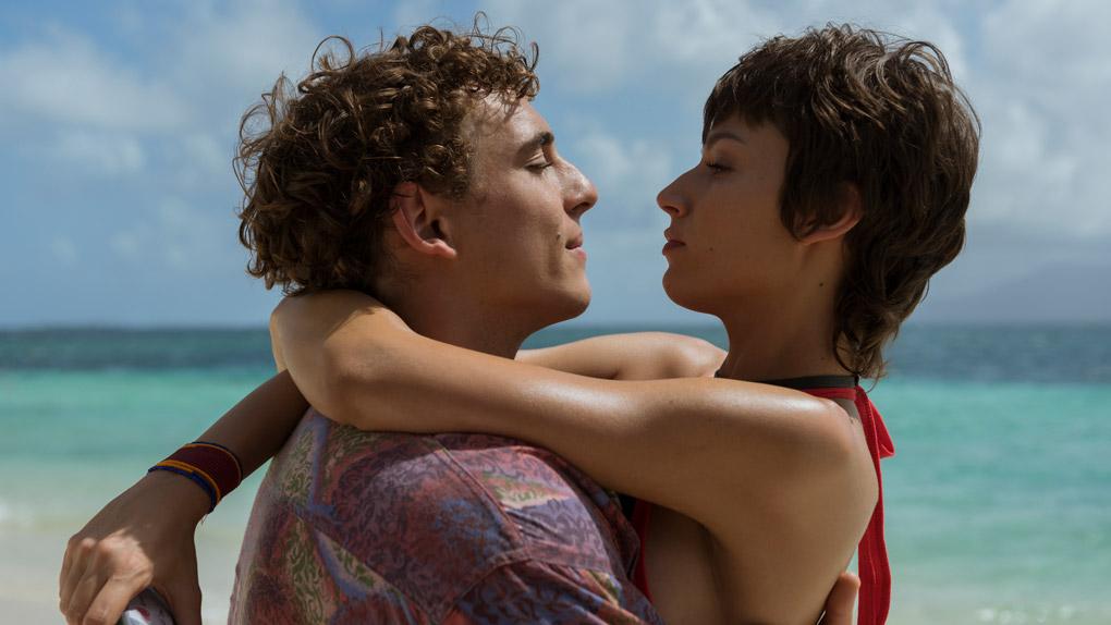 Tokyo et Rio amoureux sur une île déserte ...