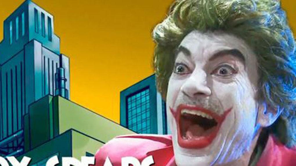 Randy Spears dans Batman XXX