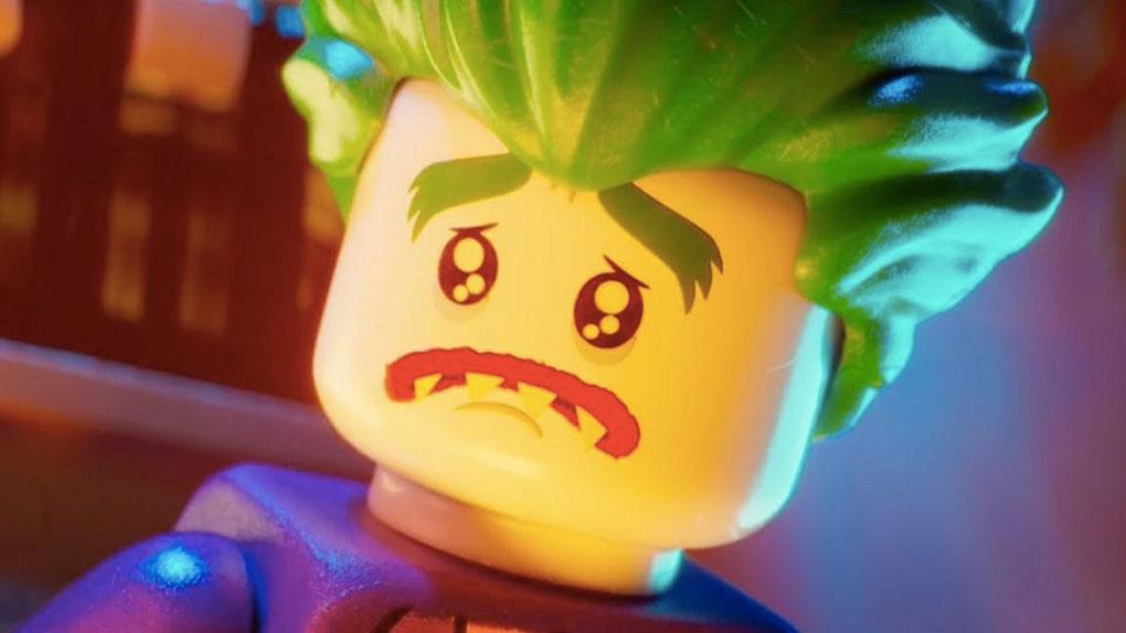 Zach Galifianakis dans Lego Batman, Le Film (2017)