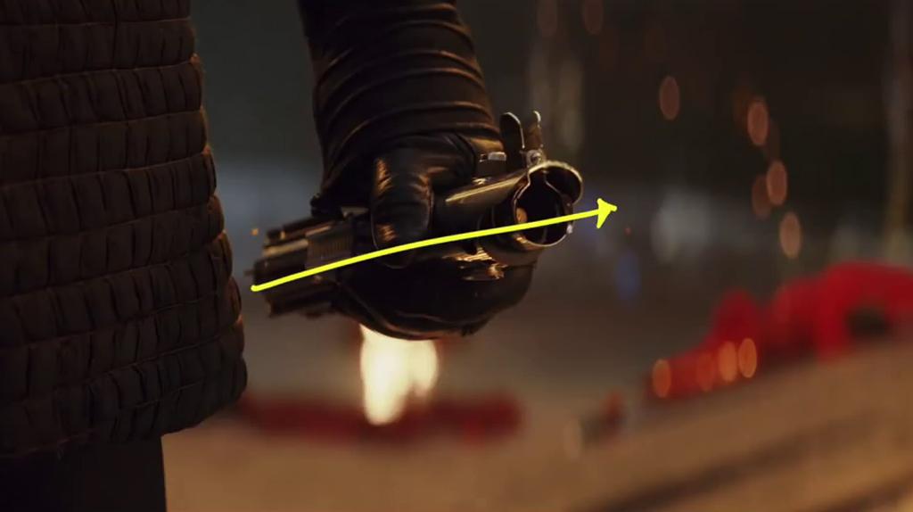 Un sabre laser change de camp... et de sens - Episode I