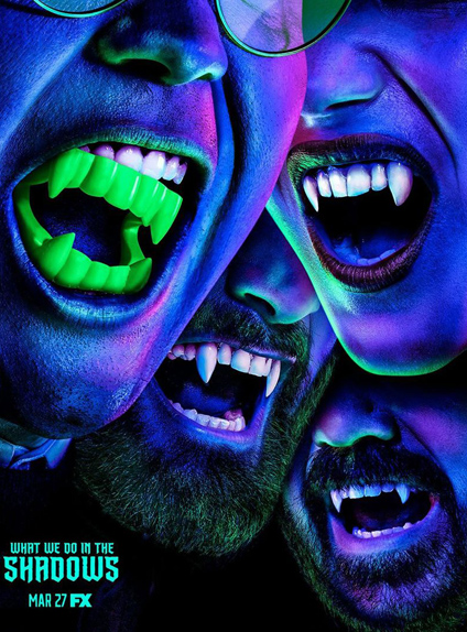 WHAT WE DO IN THE SHADOWS - Renouvelée