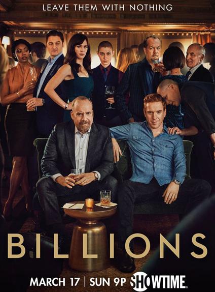BILLIONS - Renouvelée