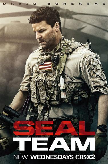 SEAL TEAM - Renouvelée