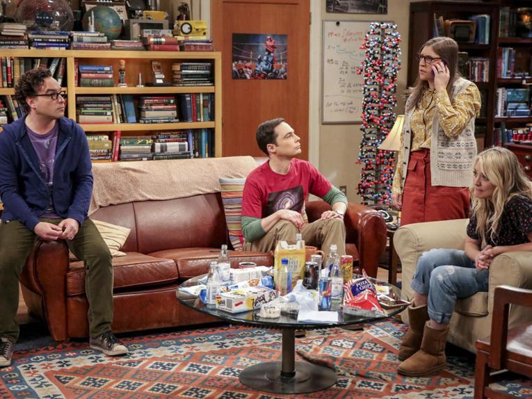 The Big Bang Theory - 12.23 / 12.24 : Photo 1