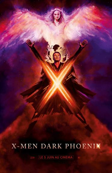 Jean Grey/Phoenix et Erik Lehnsherr/Magneto