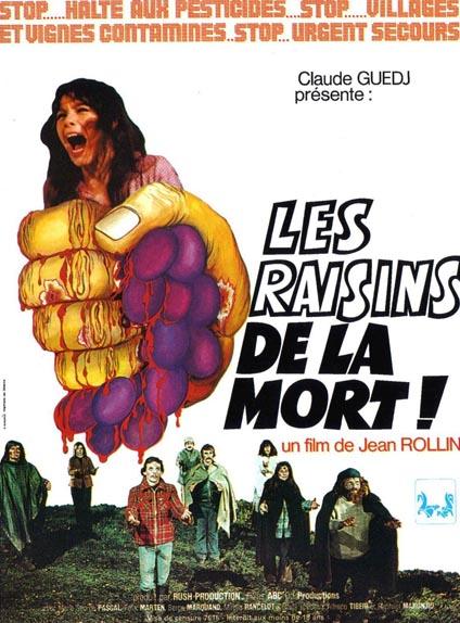 Les Raisins de la mort - Jean Rollin (1978)