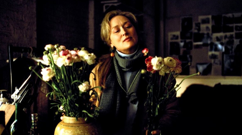 "Dans ""The Hours"", de Stephen Daldry (2002)"