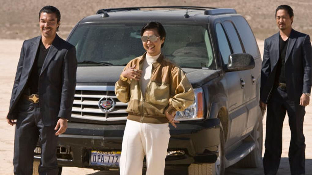 Ken Jeong (Mister Chow)