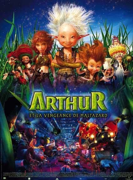 18ème : Arthur et la vengeance de Maltazard - 1.62/5