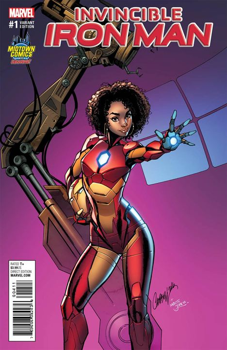 Ironheart (Marvel)