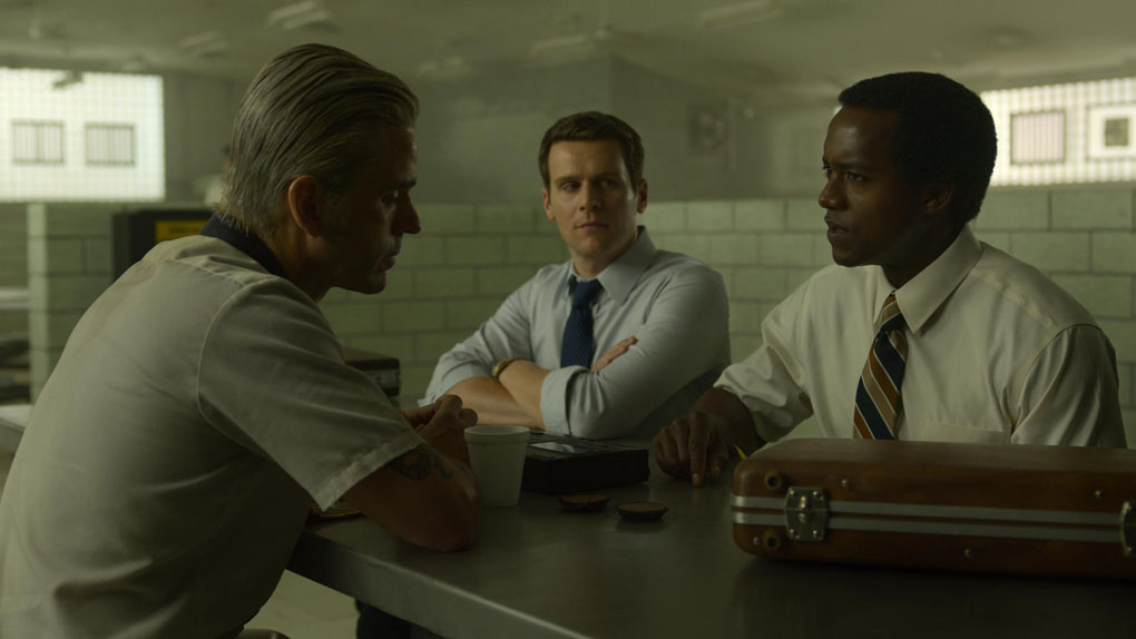 Jonathan Groff en interrogatoire