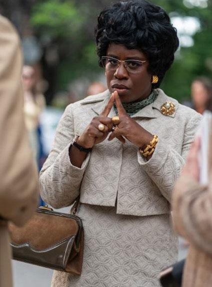 Uzo Aduba est Shirley Chisholm