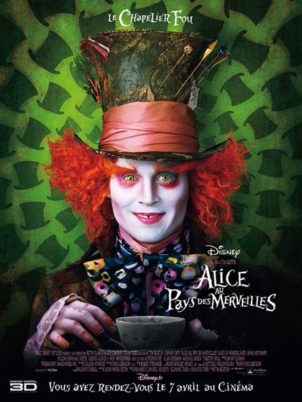 #10 - Alice au Pays des Merveilles (2010)