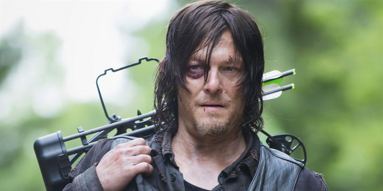 Les grognements de Daryl (The Walking Dead)