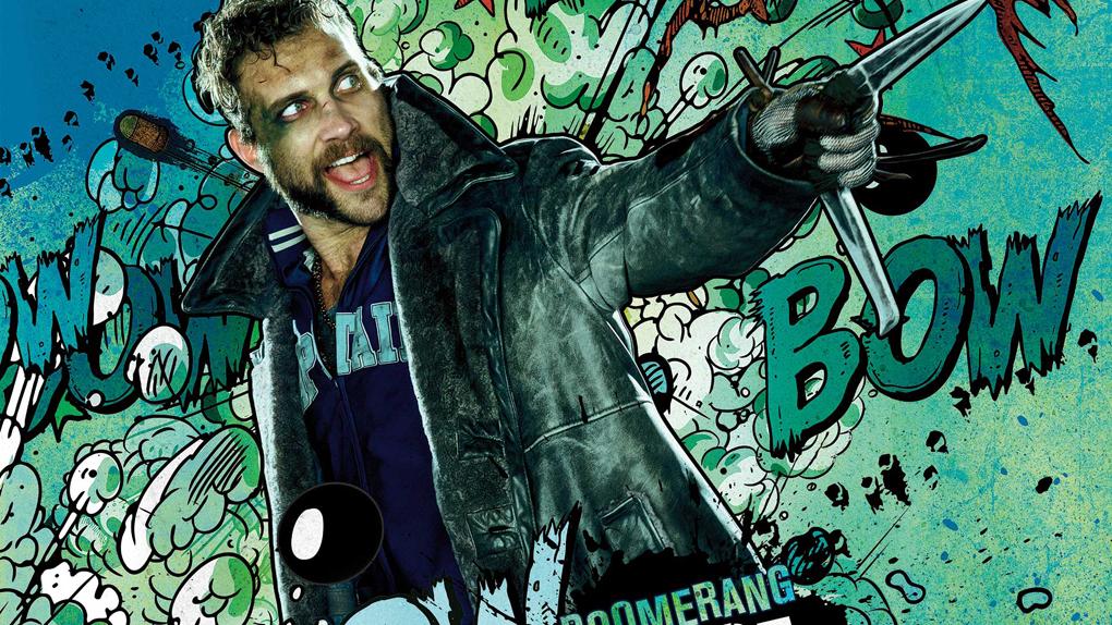 Jai Courtney (Captain Boomerang)