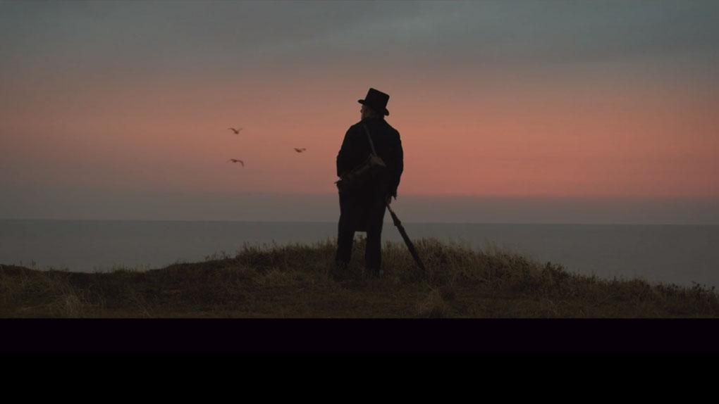 Mr Turner de Mike Leigh